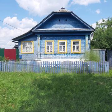 Камешковский район, деревня Назарово, дом на продажу