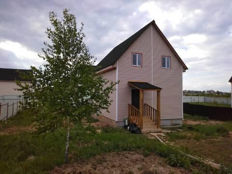 Купить дом из бруса в Раменском районе д. Редькино
