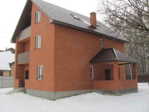 Дом с выходом в лес 15 соток
