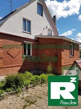 Продается трехэтажный дом 160 кв.м. в Калужской области город Жуков.