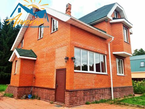 Продается кирпичный дом 250 кв. метров в городе Жуков Калужской област