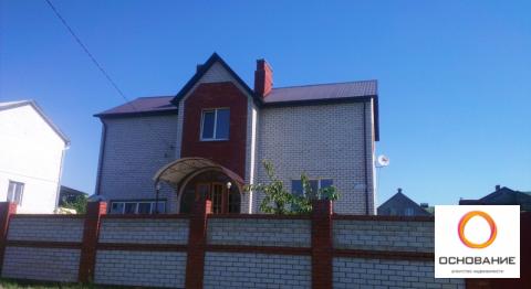 Предлагаю добротный двухэтажный дом в Белгороде