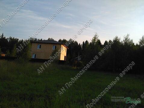 Дмитровское ш. 42 км от МКАД, Сурмино, Участок 11 сот.