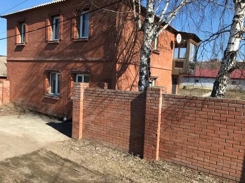 Продается дом, ул. Монтажников 57