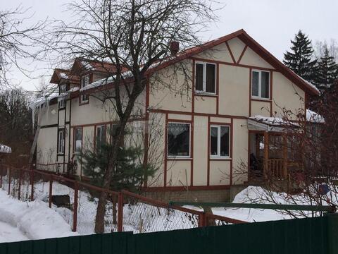 2-х эт. дом на участке 4 сотки, по Дмитровскому шоссе, 8 км. от МКАД, .