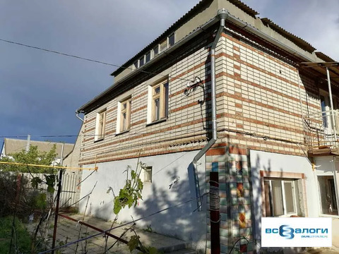 Жилой дом 172,7 кв. м и зем уч, 600 кв м в г. Элиста