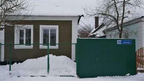 Продажа дома, Воронеж, Таловский пер.