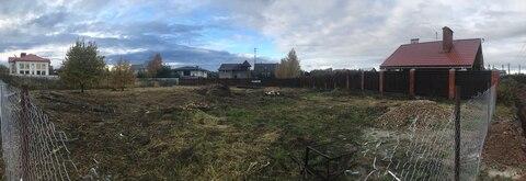 Участок ПМЖ в Апрелевке, д. Мартемьяново