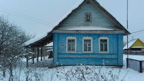 Шимский район д. Малая Витонь дом