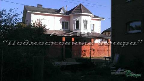 Боровское ш. 7 км от МКАД, Рассказовка, Коттедж 350 кв. м