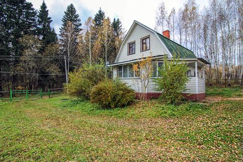 Дом 90 кв. м, на земельном участке 20 соток, 10 км от города Таруса