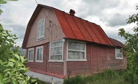 Жилой дом 50 кв.м. на участке 19 соток в д.Илейкино