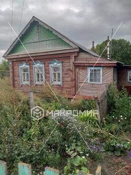 Продажа дома, Старая Каменка, Пензенский район, Ул. Советская