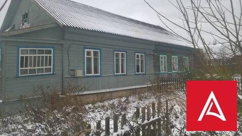 Квартира в двухквартирном деревянном доме Тверская область, д. Горицы