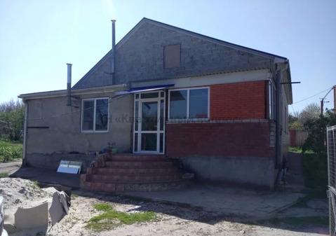 Дом в п.Чекон