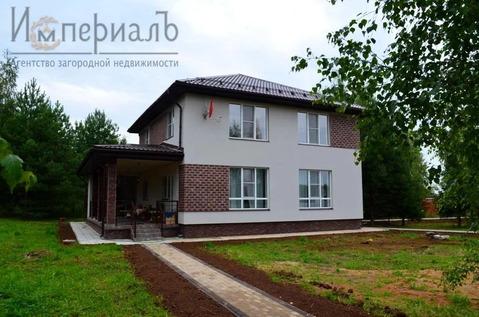 Продается дом по индивидуальному проекту