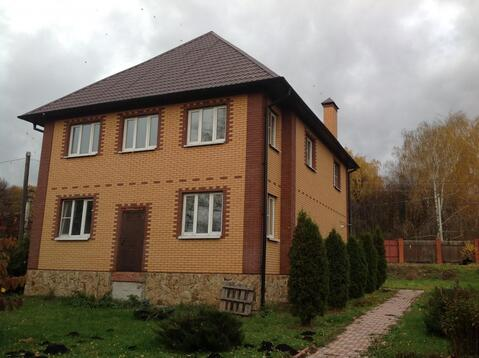 Дом 240 кв.м, Участок 15 сот. , Калужское ш, 5 км. от МКАД.