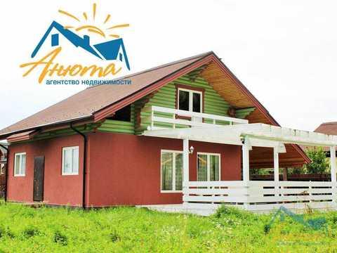 Комфортный дом в охраняемом посёлке c центральными коммуникациями
