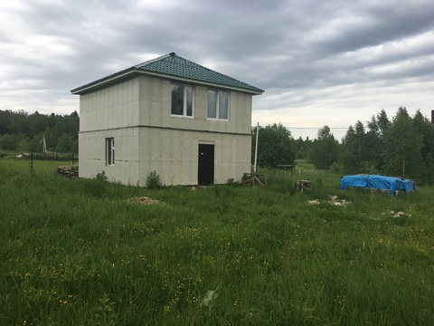 Дом 91 кв.м. д. Мерзлово Солнечногорский район