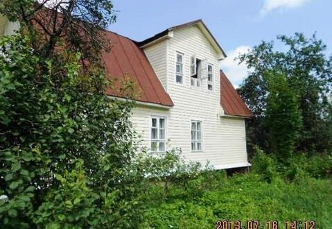 Продается 2 этажный дом с земельным участков в г. Пушкино