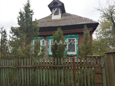 Судогодский район, деревня Степаново, дом на продажу