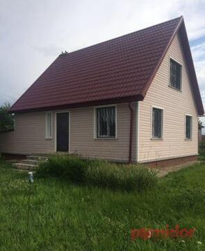 Прекрасный дом 120 кв.м 2 километра до озера Сенеж.