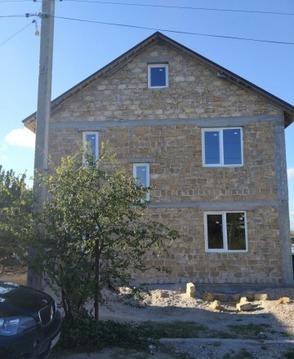 Продается новый дом в Севастополе!