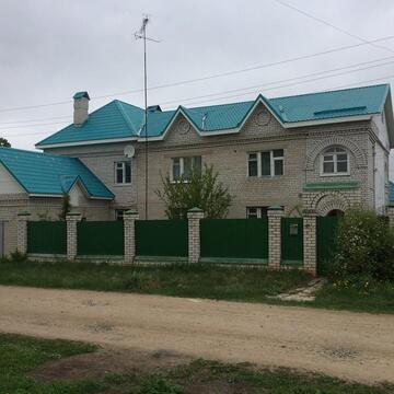 Кирпичный коттедж в г. Конаково