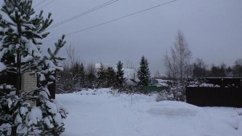 Участок 20 сот. , Рублево-Успенское ш, 18 км. от МКАД.