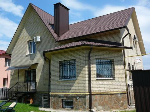 Роскошное домовладение в Волжском районе, п.Зональный