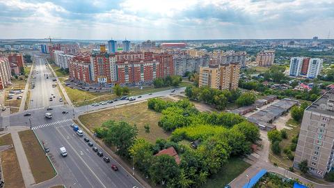 Земельный участок общей площадью 31 сотка в г. Саранск, мкр. Химмаш