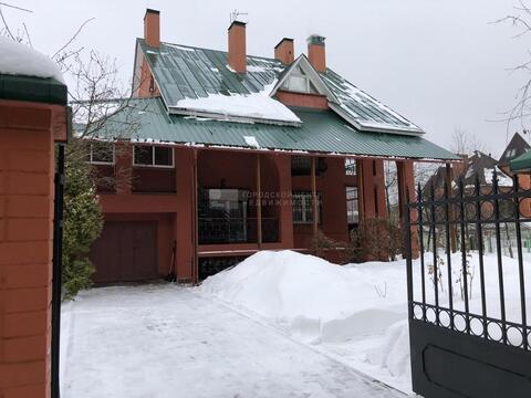 Дом 480 кв.м, Участок 19 сот. , Симферопольское ш, 1 км. от МКАД.