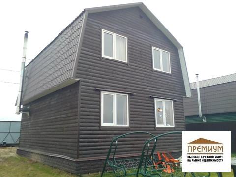 Продается жилой дом 125м2/8с в СНТ Липитино, с. Липитино, г/о Ступино