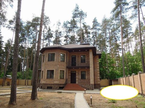 Дом 343 кв.м. на участке 15.5 соток в Раменском р-не, пос. Кратово