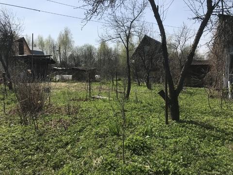 Продается земельный участок и дачный дом у воды в г. Пушкино, Ярославс