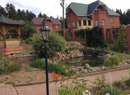 Дом-усадьба рядом с Сергиевым Посадом