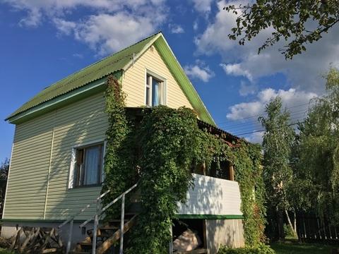 Продается дача в СНТ Плужково, Чеховский район