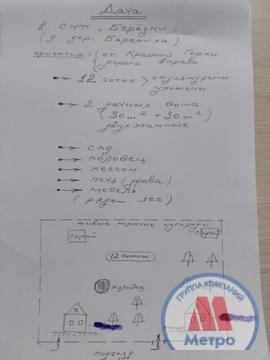 Дома, дачи, коттеджи, СНТ Березка, 2-я Линия, д.103