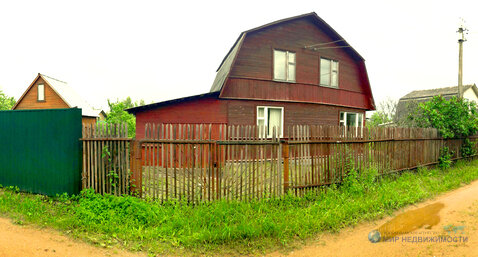 Дача 75,1 кв.м. в районе посёлка Сычёво Волоколамского р-на СНТ Ротор