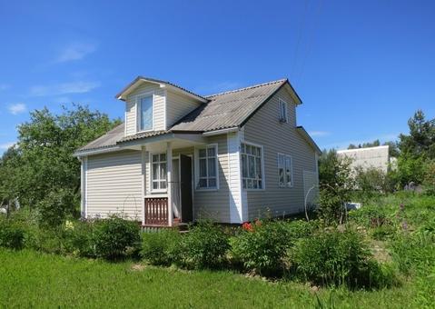 Продается 2х этажный дом 63 кв.м. на участке 9 соток, г.Можайск, СНТ