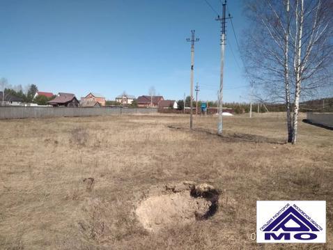 Продажа участка, Устьяново (Ильинское с/п), Орехово-Зуевский район