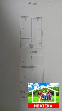 Зимний дом 100 кв.м.