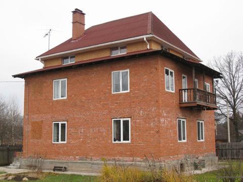 Дом 367 кв.м. на участке 13 соток г.Пушкино м-н Заветы Ильича