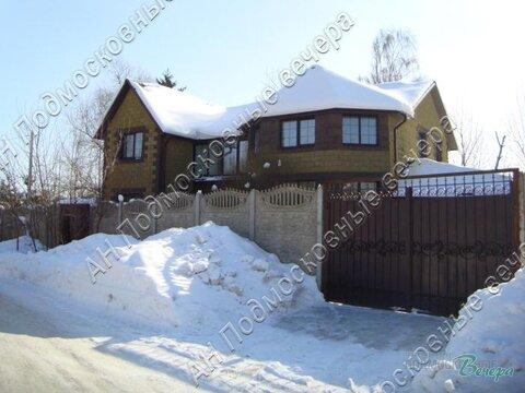 Каширское ш. 4 км от МКАД, Видное, Коттедж 373 кв. м