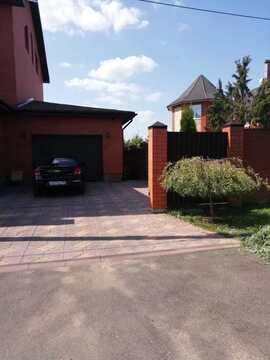 Продается дом 480 кв.м, г. Щелково, с. Анискино.