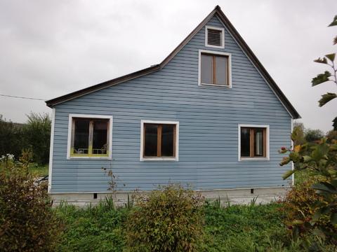 Жилой дом в д.Сазоново Егорьевского района Московской области