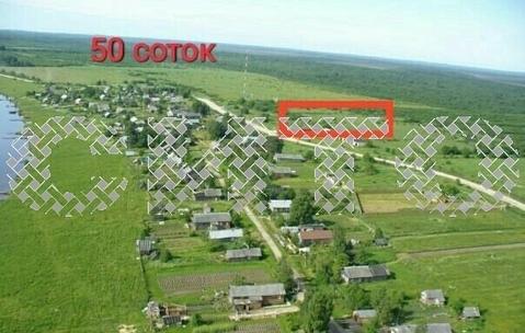 Продажа участка, Раменье, Шекснинский район