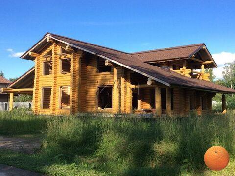 Продается дом, Минское шоссе, 33 км от МКАД