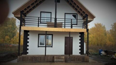 Продам коттедж п.Элита , Емельяновский район, 110кв.м.