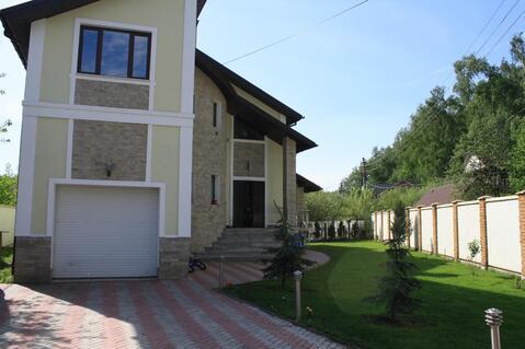 Дом 270 кв.м, Участок 6 сот. , Калужское ш, 12 км. от МКАД.